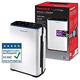 Honeywell Premium-Luftreiniger (True HEPA, Allergie, Luftqualitätssensor, CADR 204 m3/h, 4-stufige Filtrierung) HPA710WE